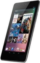 Which Tablet is Best for Gaming? Best Gaming Tablets 2014: Nexus 7 Tablet (image: blogs.computerworld.com)