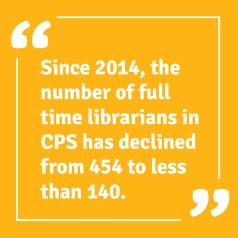 declining school libraries