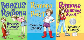 Ramona Series by Beverly Clearly