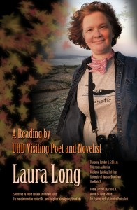 Laura Long Poetry Reading-poster