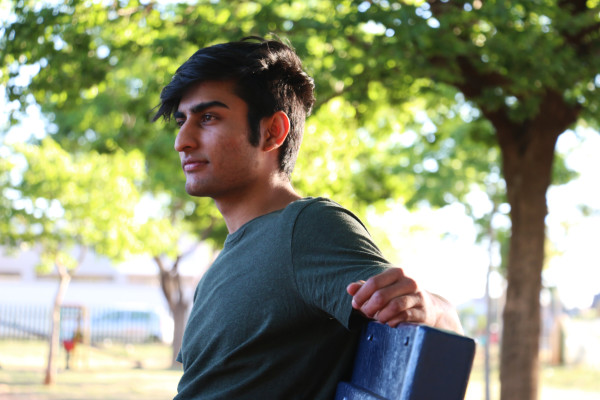 Second year architecture student, Joshil Naran takes a poetic approach to #FeesustFall