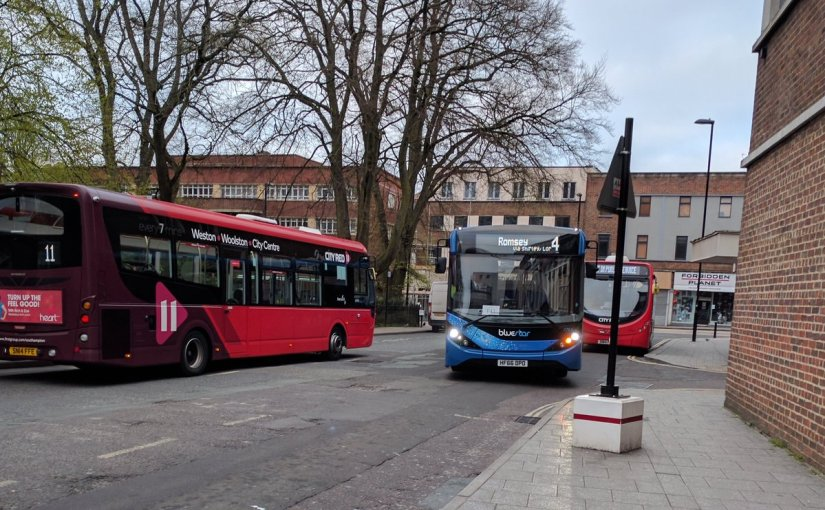 Does competition work with buses?
