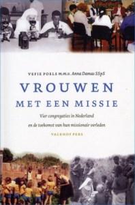 Book Cover: Vrouwen met een missie