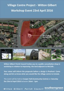 Village Centre Project-leaflet