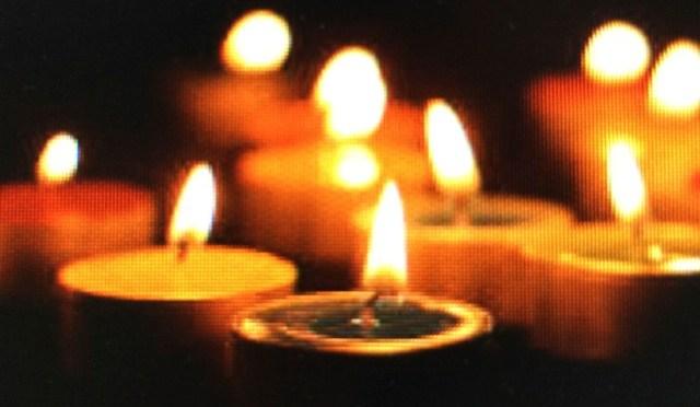 Candlelit vigil for Jo Cox MP