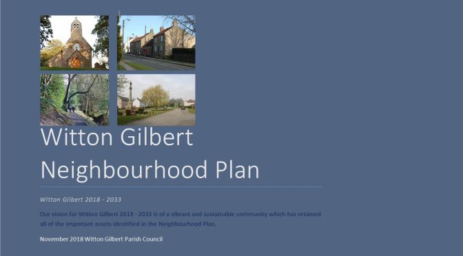 Draft Neighbourhood Plan Submission