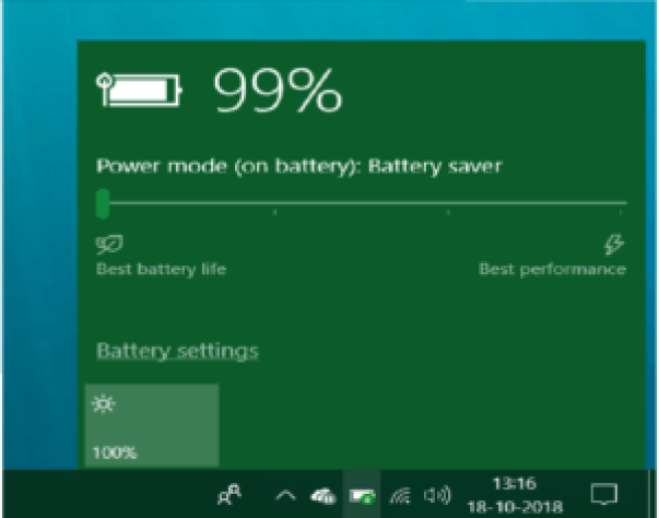One of the Best Way to Improve Laptop Battery Life - Windows 10 Battery Saver Mode
