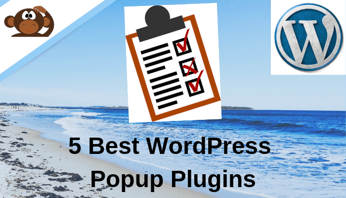 5 Best WordPress Popup Plugins