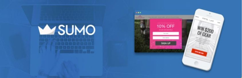 SumoMe - One of the Best WordPress Popup Plugins