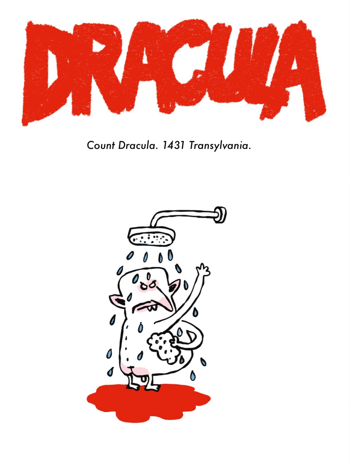 Count Dracula_Transylvania_blood_comics_story_english Queen