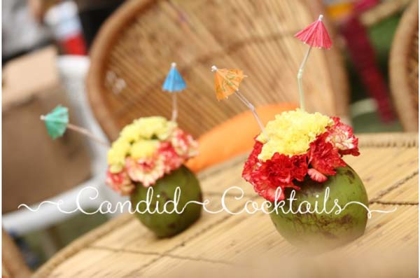 Cool ideas for summer wedding - Witty Vows - Indian wedding decor idea-day wedding-outdoor wedding- decor ideas -mehendi decor-candid cocktails