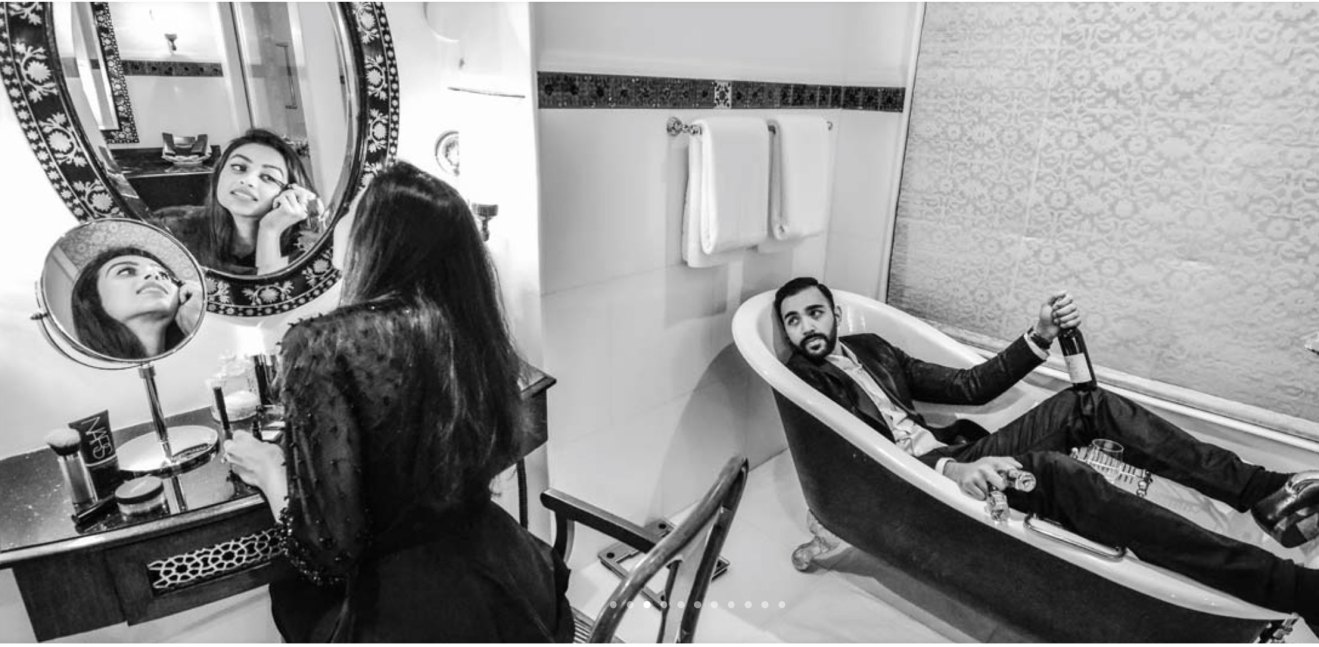 Relationship advice for real Indian brides - after marriage - sharing the loo - Curated by Witty Vows