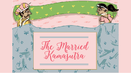 Married Kamasutra funny take on marriage 2| Married Kamasutra funny take on marriage | Indian marriage jokes | married Kamasutra | Kamasutra | Married Sex life | Sex after marriage | Indian wedding jokes
