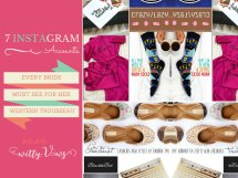 7 instagram accounts you MUST see | Trousseau tip | Indian weddings | Witty Vows