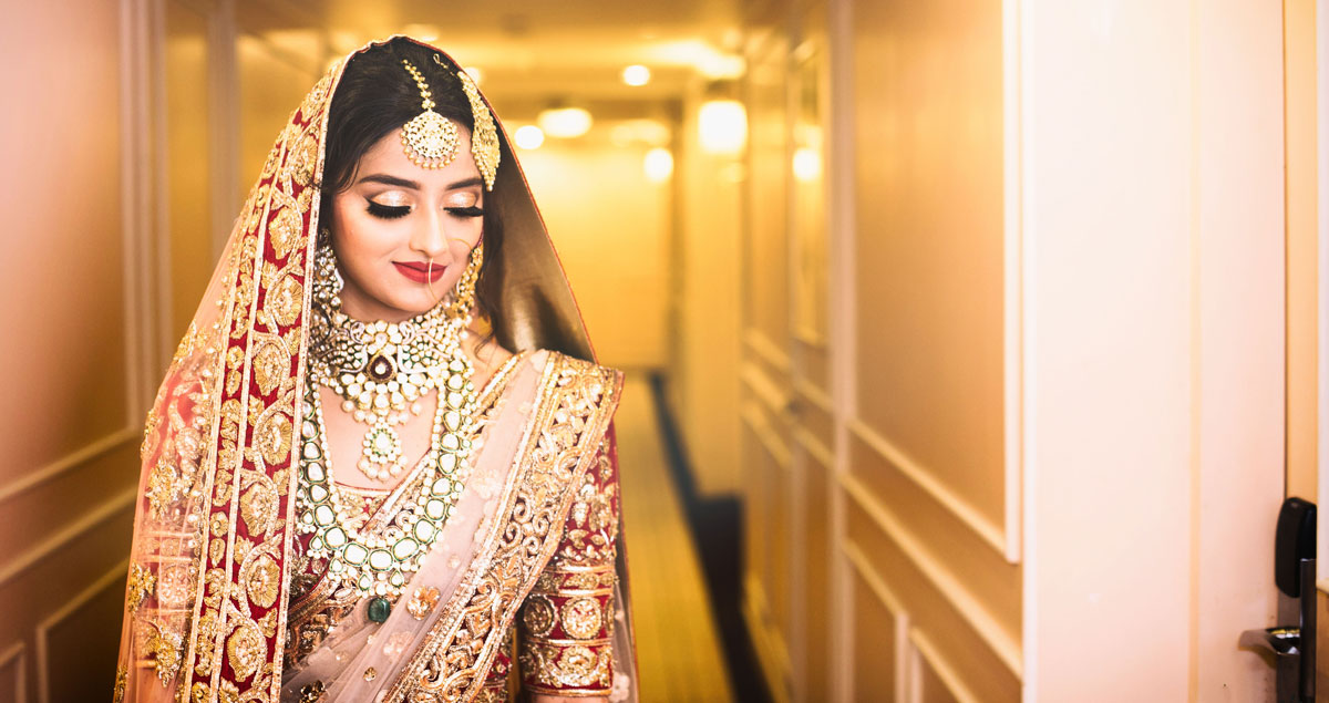 Choosing the right necklace for your face shape   stylists hack for indian bride   how to choose your bridal jewellery