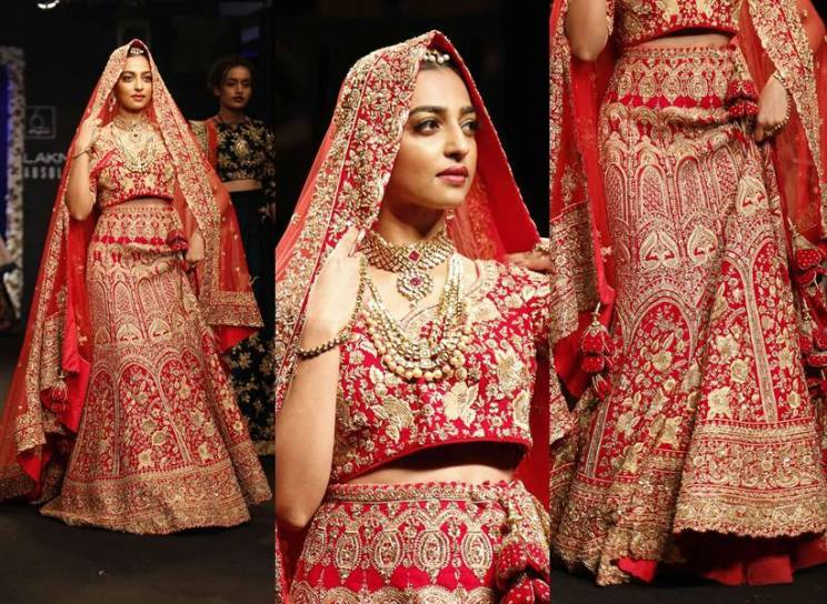 Our picks of WOW weddings in Lakme Fashion Week 2016 | Saroj Jalan | Radhika Apte showcase | Curated By witty Vows