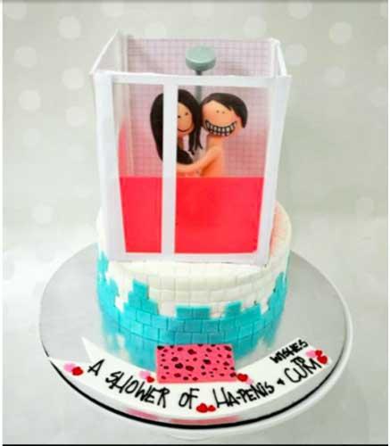 bachelorette cake in delhi | Adult style cute bachelorette Cakes and cake pops in delhi for the indian bride and her bridesmaids| bachelorette cake| adult theme| kinky cakes| funny cakes in delhi | bachelorette ideas| bachelorette party ideas| indian Weddings| indian brides|funny cake ideas