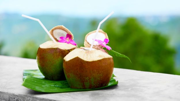 Things you simply must do 3 months before the wedding for every Indian Bride - Drink Coconut Water | Witty Vows