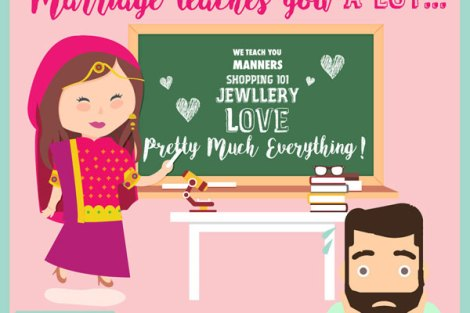 LOL! Super funny Indian wedding quote on destination weddings | Curated by Witty Vows