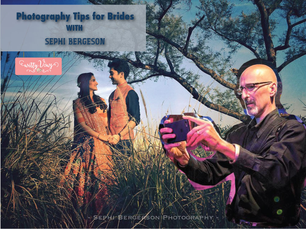 candid wedding photograph TIPS FOR INDIAN BRIDES | Sephi Bergeson | Best wedding photogphaers in India | Indian couple pre wedding shoot