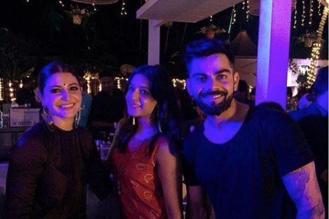 Yuvraj Singh's Wedding reception & Sangeet in Delhi | Virat and Anushka in Goa