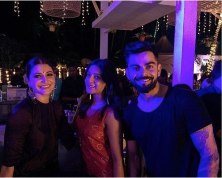 Yuvraj Singh's Wedding reception & Sangeet in Delhi | Virat and Anushka in Goa