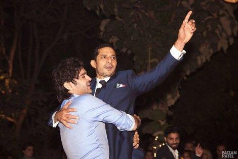 New Indian wedding ideas from VJ Yudi and Aditis Pretty Wedding | Gaurav and Yudhisthar together