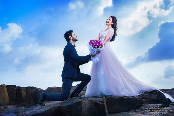 Top Indian Celebrity Weddings 2016 | Stunning wedding ideas Divyanka Tripathi's wedding to vivek dhaiya | Fairytale pre wedding shoot DIvyanka Tripathi