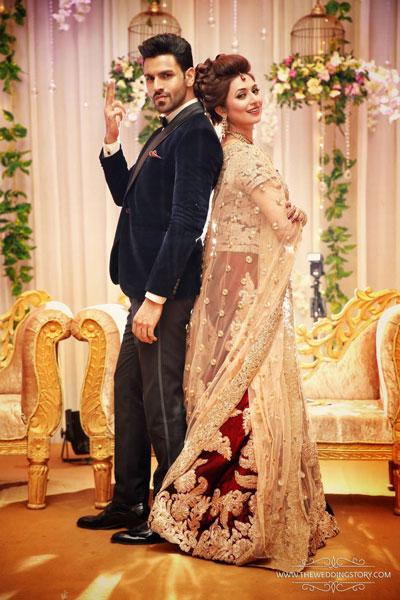 Rang Dey - The wedding trailer of Divyanka Tripathi ...
