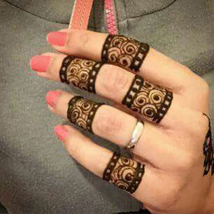 Ring-henna