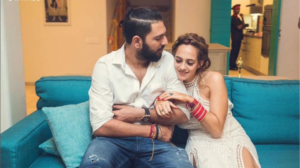 Yuvraj Singh and Hazel Keech wedding goa, Delhi and Chandigarh | Full Scoop | Yuvraj Singh's Delhi Sangeet | Curated By witty Vows | Dream Diaries