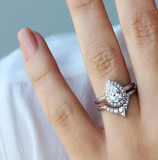 Trending New Wedding ring design ideas for indian brides on a budget   Engagement Rings   Budget Wedding Rings   Stackable Rings Ideas  Infinity Band   diamond rings ideas
