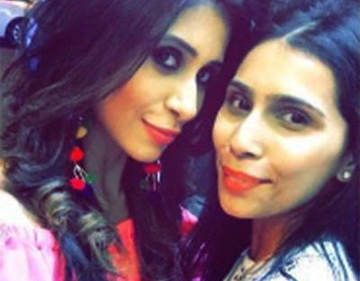 Indian Bachelorette Ideas - Kishwer Merchant's Bachelorette Party in Goa | Bachelorette with bride to be crown | Bachelorette party ideas