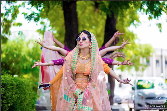 Indian relationship advice | things to do with fiancé before wedding | indian wedding checklist | bride with phone