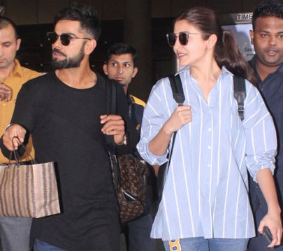 Yuvraj Singh's Wedding reception & Sangeet in Delhi | Airport spotting back to mumbai Virat and Anushka