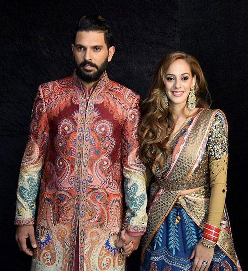 Yuvraj Singh and Hazel Keech wedding goa, Delhi and Chandigarh | Full Scoop | Delhi reception for Yuvraj and Hazel | Curated By witty Vows | Dream Diaries