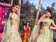 New Sangeet Songs for Indian Bridesmaids | New Sangeet Songs 2017 | Best Indian Wedding songs of Bollywood | Sangeet performances by the bride's friends | Indian Bridesmaids Song | Sister and friends dancing at the sangeet | Indian wedding outfit - mint green lehenga with gold dabka work