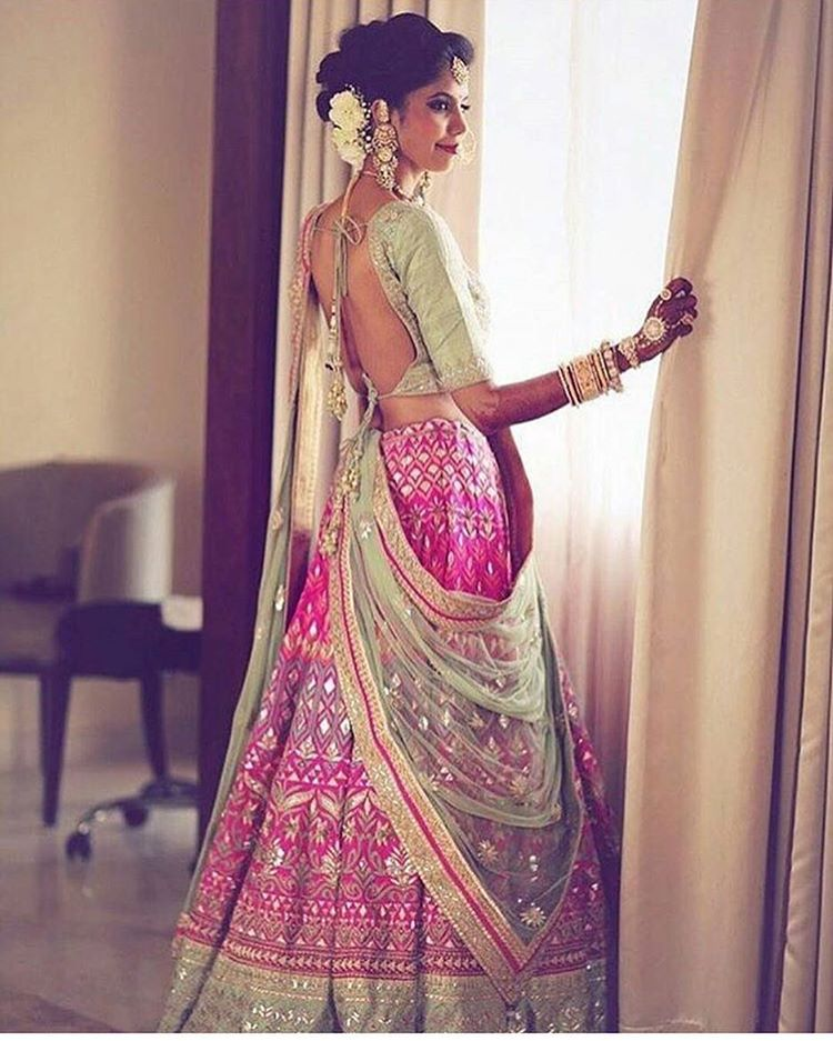 Unusual Stunning Bridal Lehenga Colors For Every Indian Bride
