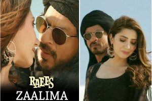 o zaalima the new song from Raees | Romantic Shahrukh khan songs | New couple dance song for Indian weddings
