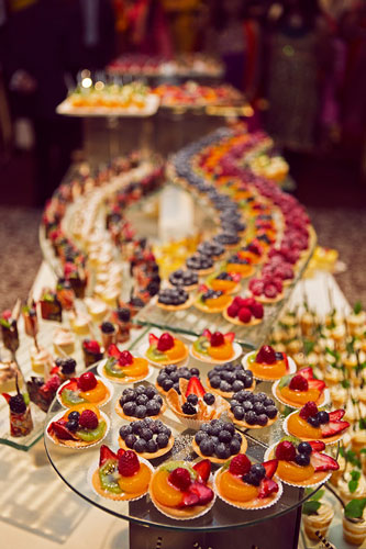Wedding Caterer selection | Indian Wedding Food Ideas | Advice from the best caterers in Delhi | Indian wedding Buffet Ideas