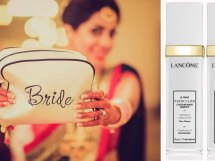 Lancome Custom Foundation | Bridal Makeup | Essential makeup for the bridal trousseau