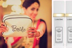 Lancome Custom Foundation | Bridal Makeup | Essential makeup for the bridal trousseau
