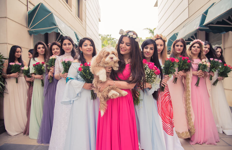 Bridesmaids shoot |