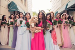 Bridesmaids shoot |