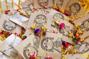 Indian wedding favour ideas | Foto Walle