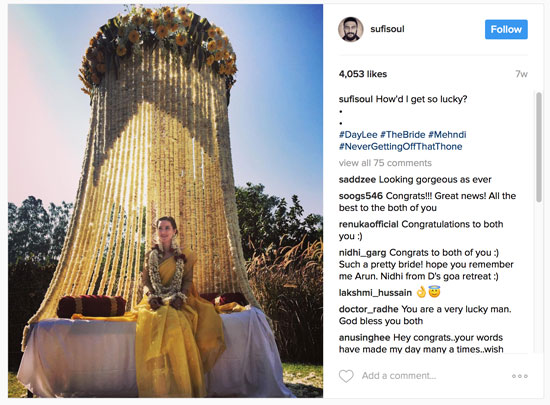 Image result for indian wedding hashtags instagram