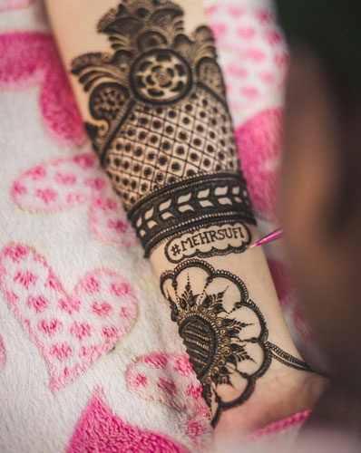New trending Bridal Mehndi designs   weddinghashtag in Mehndi   henna art