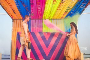 holi shoot , pre wedding shoot idea, masoom minawala, miss style fiesta