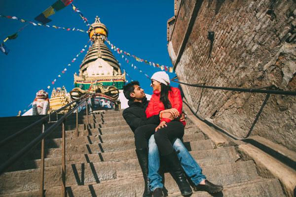 Indian wedding abroad | International destination wedding venues on a budget , Indian wedding destination abroad | Pre wedding shoot in Kathmandu