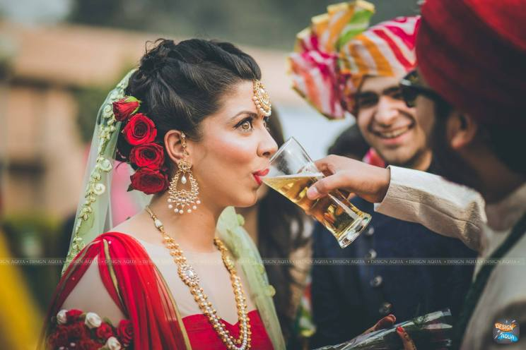 Bindaas Indian Brides | Indian Wedding | Women's day | #BeYourself | women empowerment | Indian bride | Indian weddings | wittyvows |